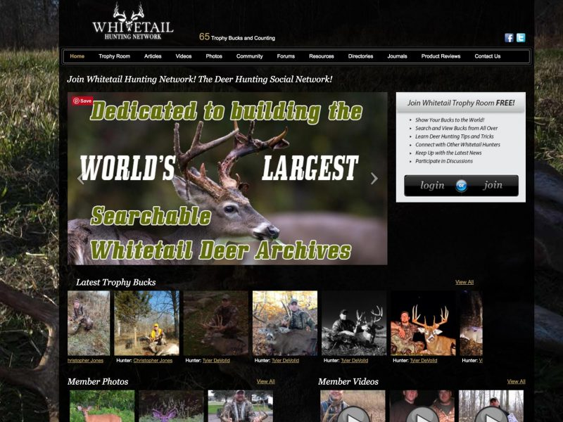 Whitetail Hunting Network